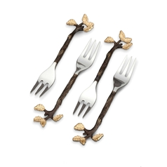 Mullbrae Cocktail Forks by L'Objet | Gracious Style