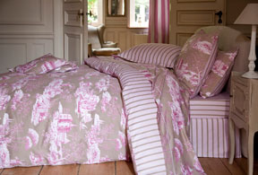 Manoir Sheets, Duvet Covers, Shams and Bedskirts in Cotton Sateen  &#124; Gracious Style