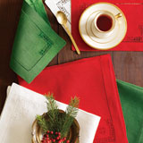 Memento Linen Napkins &#124; Gracious Style