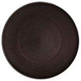 Spangled Black Platinum Rim Dinnerware | Gracious Style