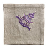 Kim Seybert Pagoda Linen Napkins &#124; Gracious Style