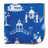 Kim Seybert Chinoiserie Napkins &#124; Gracious Style