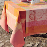 Garnier Thiebaut Earl Grey The Rouge Table Linens | Gracious Style