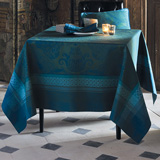 Isaphire Emeraude Easy Care Table Linens