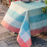 Garnier Thiebaut Jardin Extraordinaire Table Linens &#124; Gracious Style