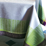Garnier Thiebaut La Foret Givre Matinal Table Linens &#124; Gracious Style