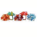 Pop Rock Napkin Rings