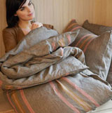 Nottinghill Linen Bedding by Libeco | Gracious Style
