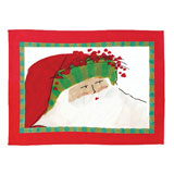 Old St. Nick Table Linens