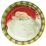Old St. Nick Holiday Dinnerware | Gracious Style