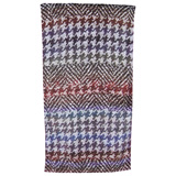 Ombre Tweed Ivory Cotton Bath Towels by Fresco | Gracious Style