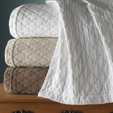 Peacock Alley Othello Matelasse Coverlet | Gracious Style