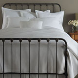 Peacock Alley Oxford Scalloped Bedding | Gracious Style