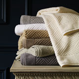 Sferra Pasha Cotton Bath Towels | Gracious Style