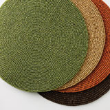 Kim Seybert Beaded Placemats | Gracious Style