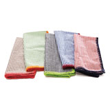 Kim Seybert Seersucker Cotton Napkins &#124; Gracious Style