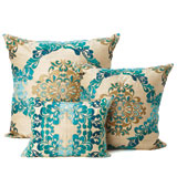 Kim Seybert Brocade Throw Pillows | Gracious Style