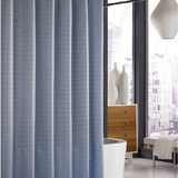 Parc East Bricks Shower Curtain | Gracious Style