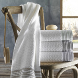Provence Bath Towels by Kassatex | Gracious Style