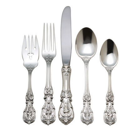 Reed &amp; Barton Francis I Silverware