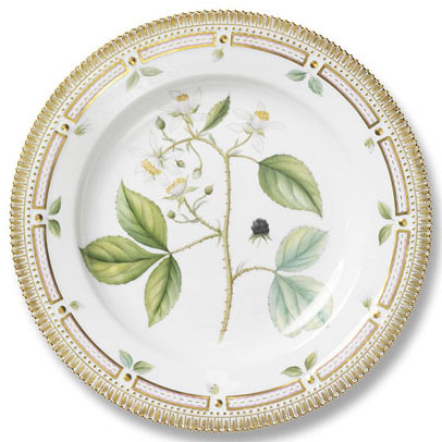 Decorated Fine China Dinnerware | Gracious Style