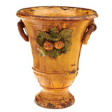 Amber Planter with Lemons by Vietri | Gracious Style