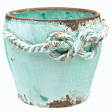 Terracotta Knot Flower Pots by Vietri | Gracious Style