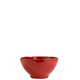Rosso Vecchio Red Cereal Bowl | Gracious Style