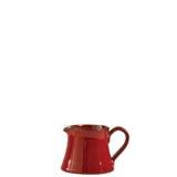 Rosso Vecchio Red Creamer | Gracious Style