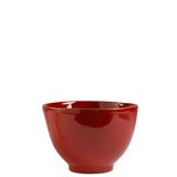 Rosso Vecchio Red Deep Serving Bowl | Gracious Style