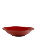 Rosso Vecchio Red Large Serving Bowl | Gracious Style
