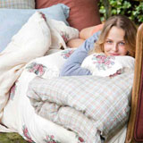 Rosehill Linen Duvet Covers and Shams | Gracious Style