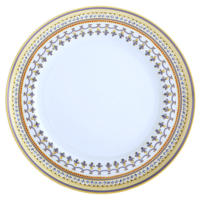 Chinoise Blue Dinner Plate 10 In | Gracious Style