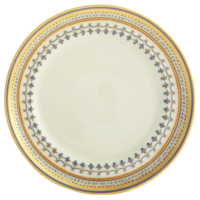 Chinoise Blue Bread & Butter Plate  | Gracious Style
