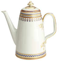 Chinoise Blue Coffeepot 48 Oz | Gracious Style