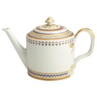 Chinoise Blue Teapot 40 Oz | Gracious Style