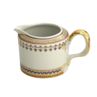 Chinoise Blue Creamer 3.5 In | Gracious Style
