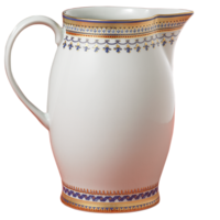 Chinoise Blue Pitcher  | Gracious Style