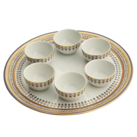 Chinoise Blue Seder Set | Gracious Style