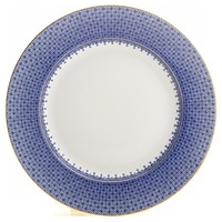 Mottahedeh Blue Lace Dinnerware | Gracious Style