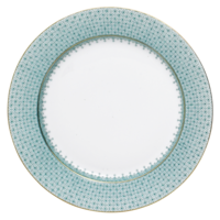 Green Lace Charger | Gracious Style