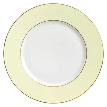 Raynaud Serenite Yellow Dinnerware &#124; Gracious Style