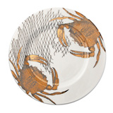 Crabs & Nets Dinnerware by Caskata | Gracious Style