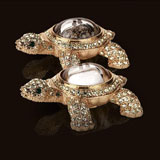 L'Objet Sea Turtle Salt & Pepper Shakers| Gracious Style