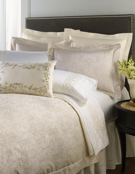Sferra Barrett Duvet Covers and Shams &#124; Gracious Style