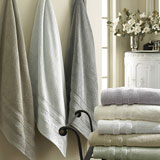 St. Germain Bath Towels by Kassatex | Gracious Style