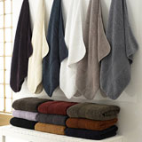 Sublime Bath Towels by Kassatex | Gracious Style