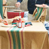 Libeco Home Surfers Stripe Table Linens |Gracious Style