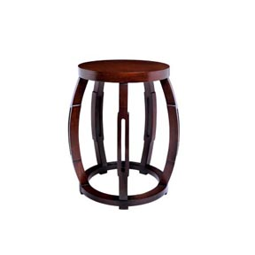 Bungalow 5 Taboret Mahogany Stool / Side Table | Gracious Style