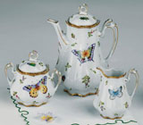 Three Piece Coffee Set by Anna Weatherley | Gracious Style
